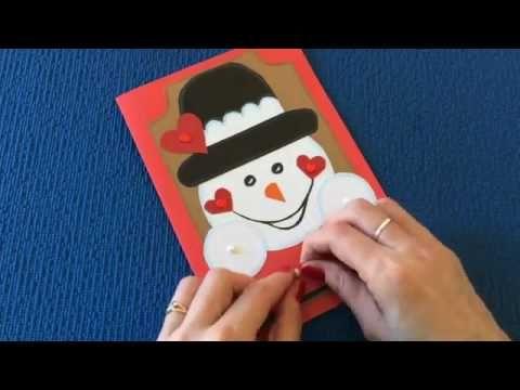 Diy christmas card ideas funny snowman do it yourself christmas diy christmas card ideas funny snowman do it yourself christmas cards solutioingenieria Images
