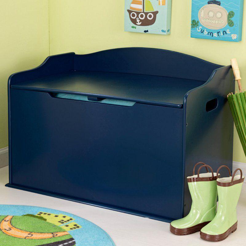 Kidkraft The Austin Toy Box Blueberry 14959 Toy