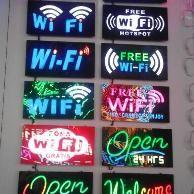 Call Wa 081 803020 853 Neon Box Bandung Plang Nama Contoh Nama