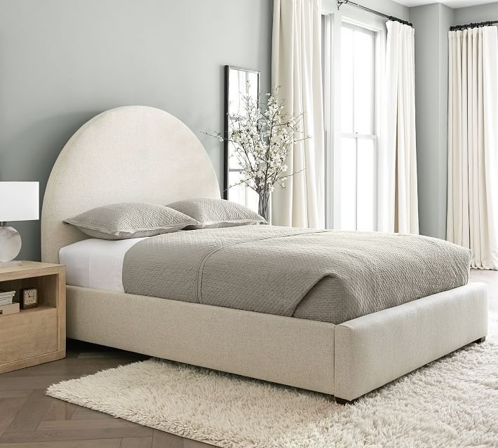 Emily Upholstered Bed