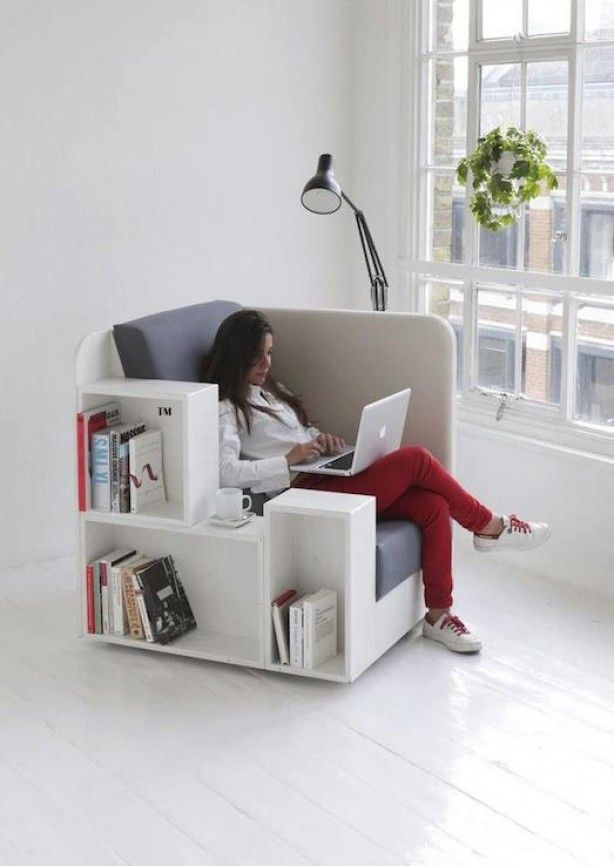 Comfy Chair Comfortable Office Small Mini Bed