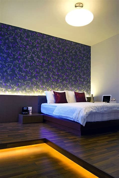 Diy Simple Interior Wall Texture Techniques For You Bedroom