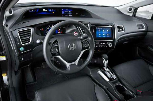 2016 Honda Civic Coupe Interior Autos Sedan Si