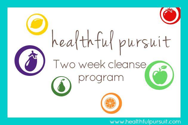 Two Week Cleanse Comida, 2 Semanas De Limpieza, Limpieza De Zumo, Nutrición  Holística