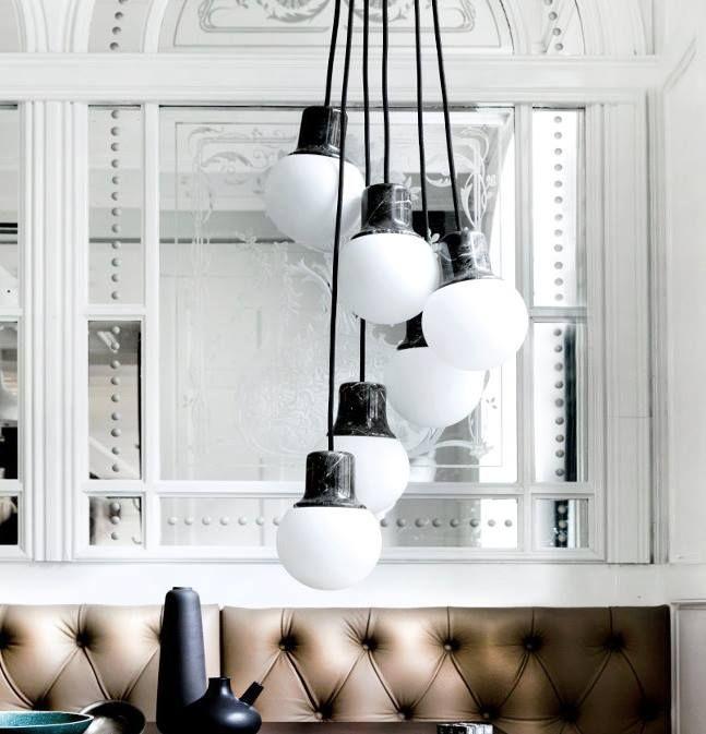 diese pendelleuchten sind ideal f r hohe r ume und. Black Bedroom Furniture Sets. Home Design Ideas