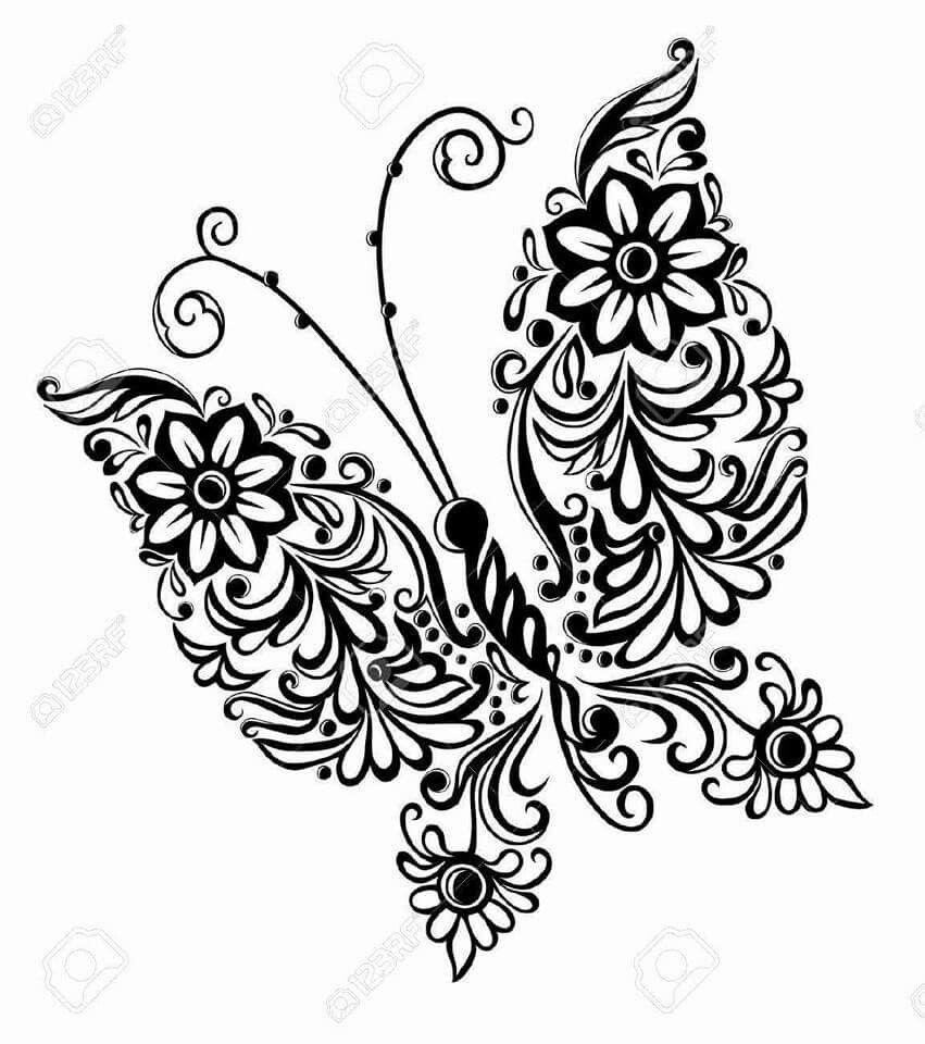 Oilpaintingbutterfly oil painting butterfly pinterest wallpaper