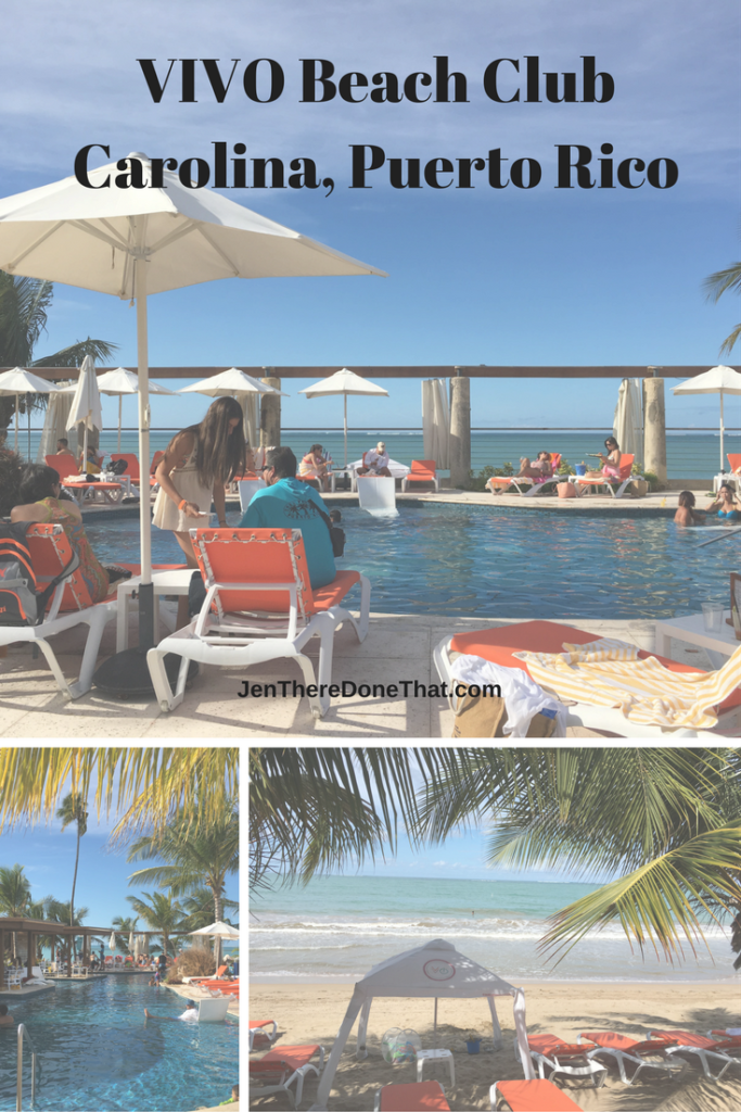 Newly Opened In April 2016 Vivo Beach Club Is A Front Property Area Of Isla Verde Carolina Puerto Rico This Just Getting Starte