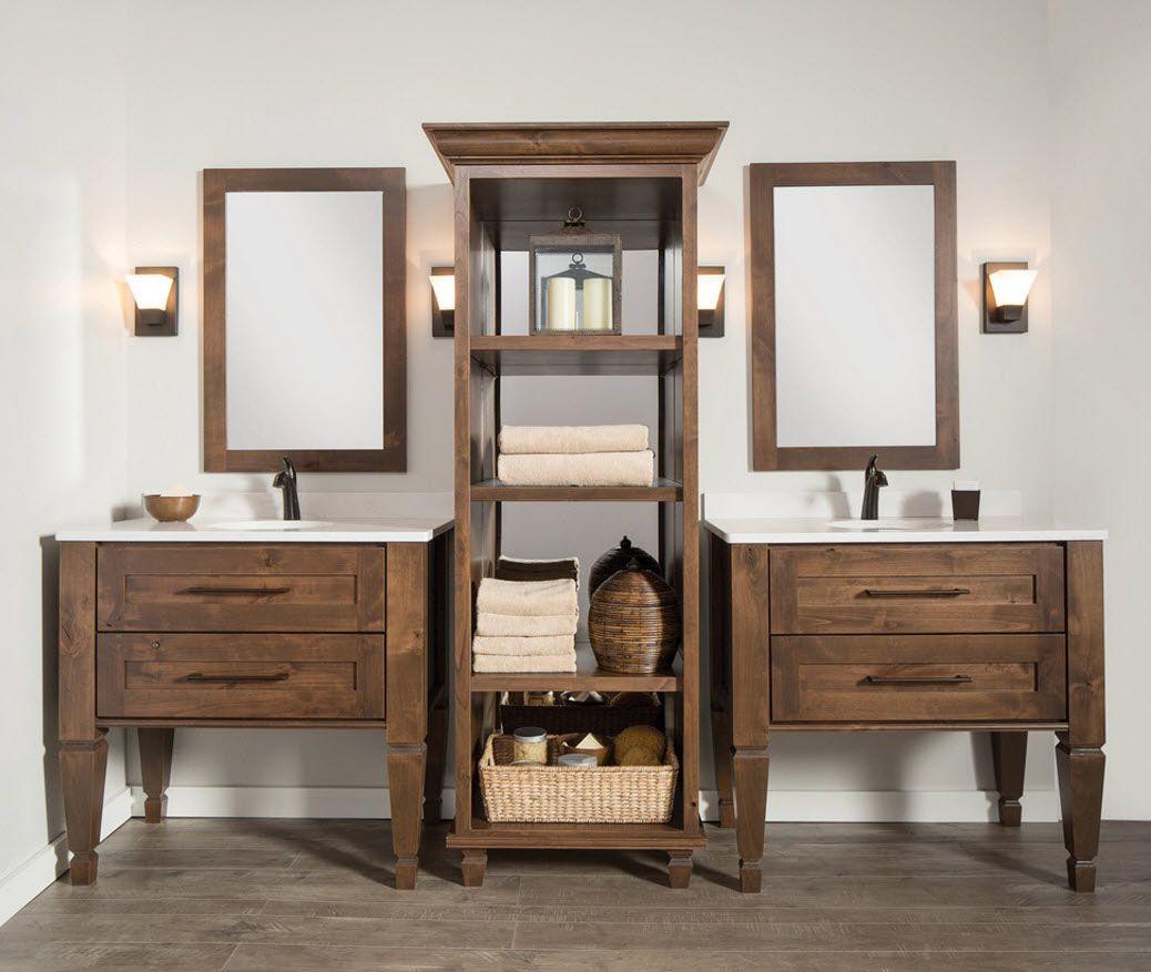 Knotty Alder Kitchen Cabinets | Gilmans | Bathroom ...