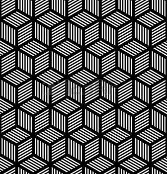 Esagoni Texture Seamless Disegno Geometrico Vector Art Stuff To