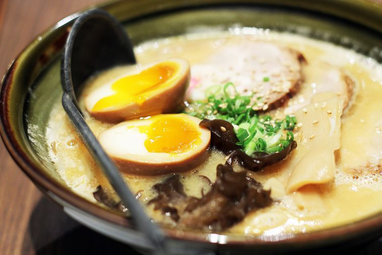 Miso Ramen Japanese Soup Recipe In 2020 Food Recipes Food