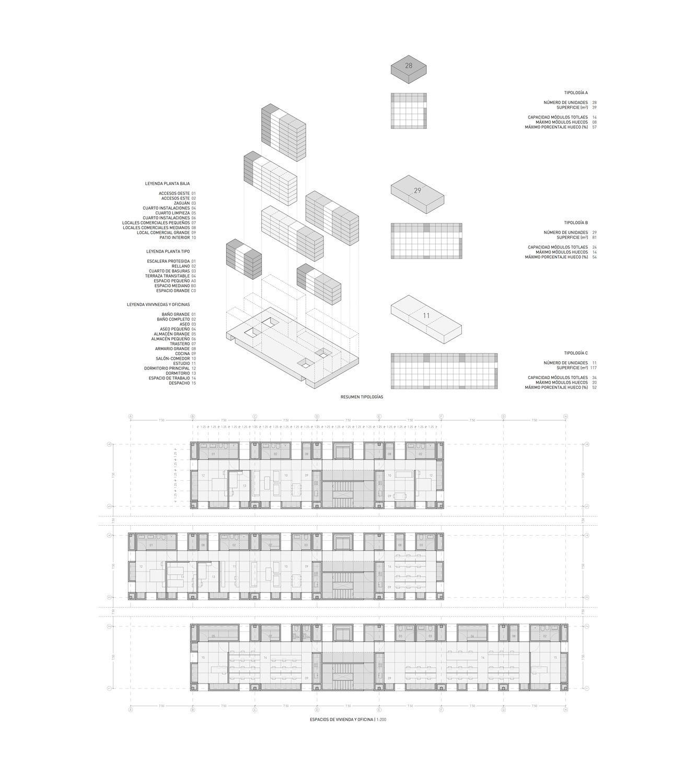 Edificio híbrido, Sevak Asatrián – BETA