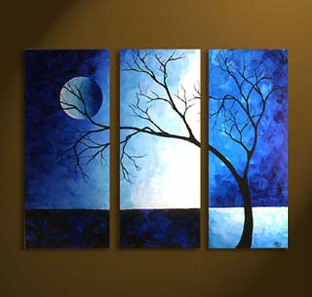 Pinturas Al Oleo De Arboles Abstractos Buscar Con Google Pintura Oleo Abstracto Pinturas Abstractas Pintura De Arte