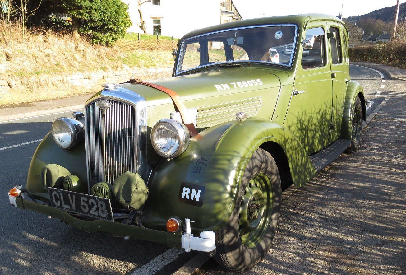 1937 Wolseley 14/56 vintage car   Cars, Classic motors and British car