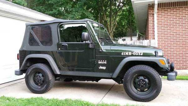 Jeep Wrangler Willys Edition Sale Mitula Cars Used Jeep Wrangler Jeep Wrangler Jeep