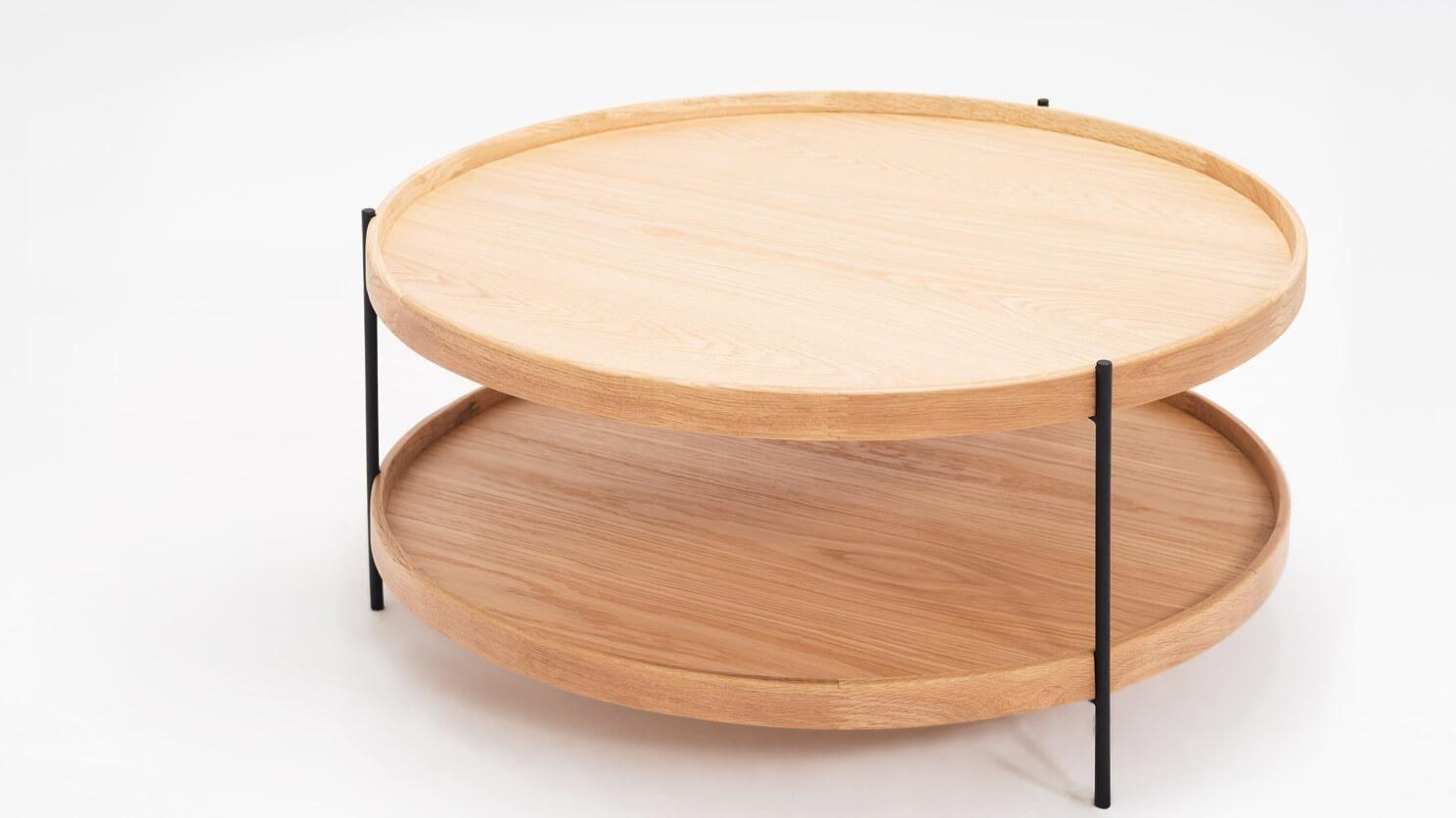 Sage Round Coffee Table Oak Eq3 Circular Coffee Table Round