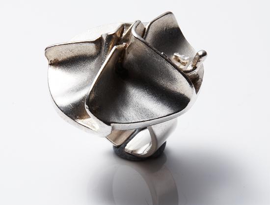 A Silver Lining With Lots Of Umlauts Vintage Scandinavian Jewelry By Gra Modern Jewelry Minimalist Jewelry Jewelry