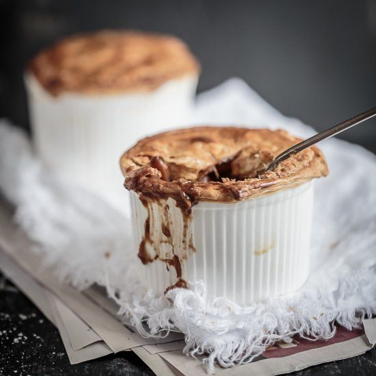 This is the best steak and Guinness pie you'll ever have ...