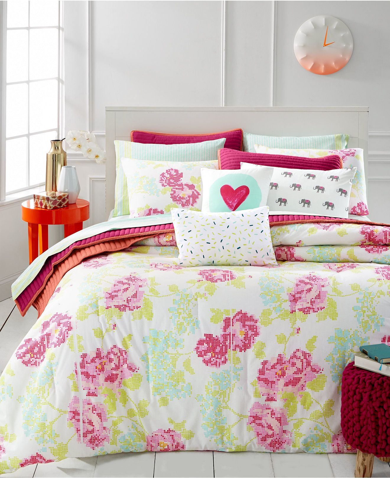 whim by martha stewart pixel perfect bedding collection only at whim by martha stewart pixel perfect bedding collection only at macy s bedding collections