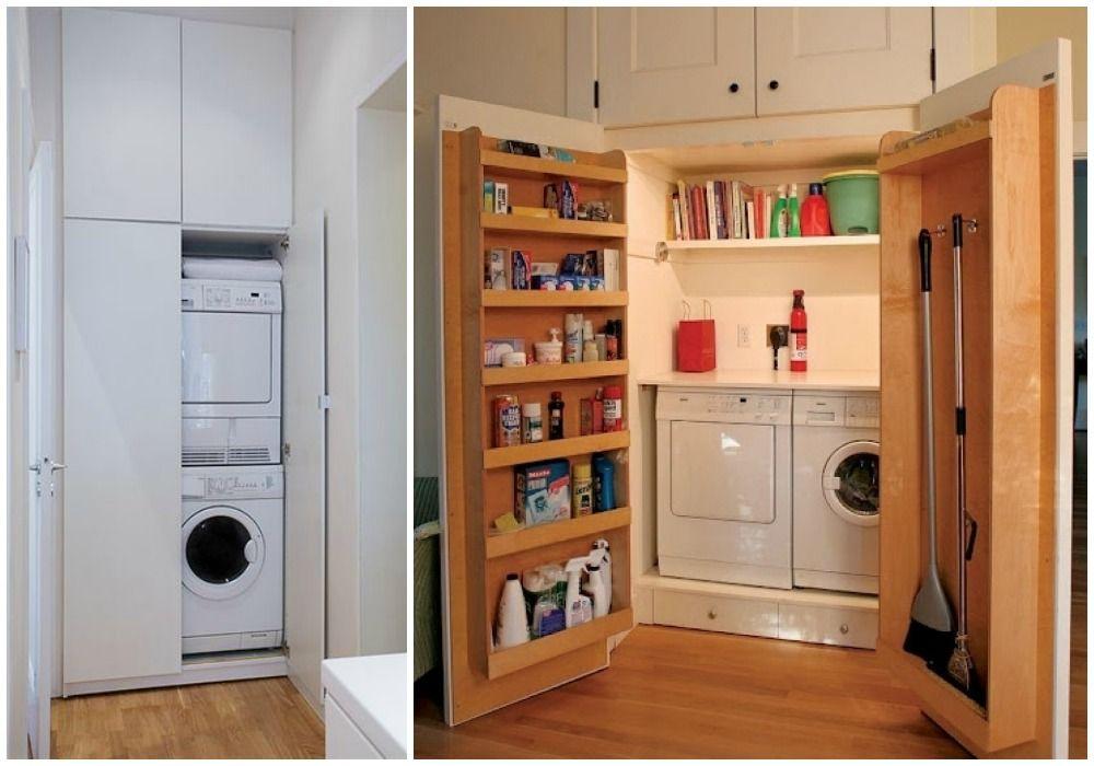 Lavadero dentro armario buscar con google lavadero lavaderos centro de lavado y armario - Armario para lavadora ...
