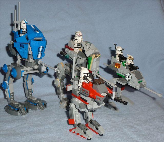 Lego Star Wars At Rt Comparison Star Wars Toys Pinterest Lego