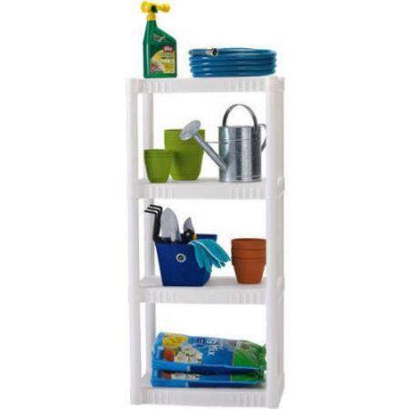 WorkChoice 4-Shelf Solid Unit, 14 inch x 22 inch