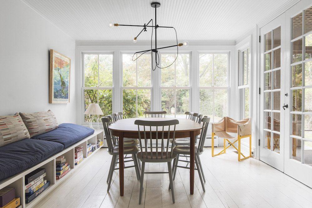 Elizabeth Roberts at Home The Architect\u0027s Own Beach House in - design klassiker ferienwohnungen weimar