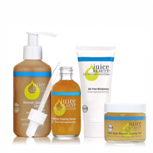 Blemish Clearing Solutions Kit 90 Day Clear Skin Care Oil Free Moisturizers Skin Care Treatments