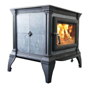 Hearthstone Castleton 8030 Castworks Stove Stove Fireplace Wood