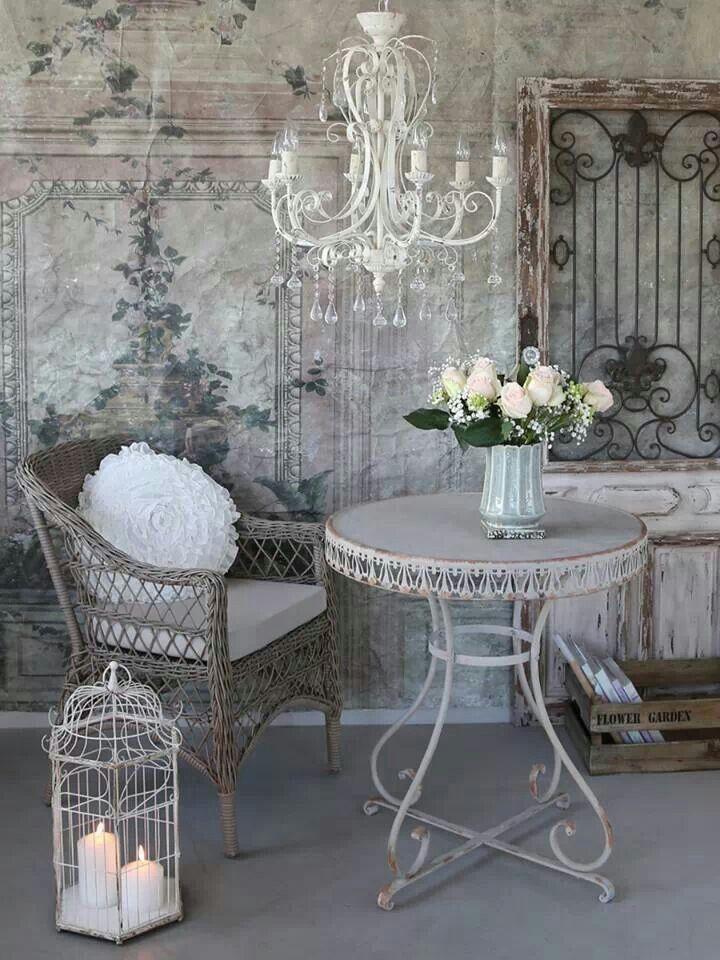 pin von mariana soriano auf provence stylo pinterest shabby chic franz sischer landhausstil. Black Bedroom Furniture Sets. Home Design Ideas