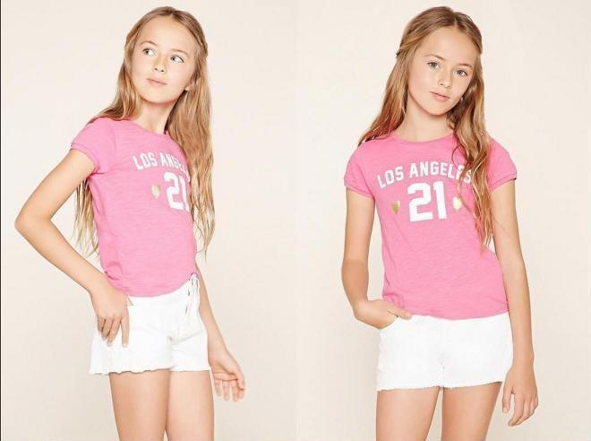 Kristina Pimenova Forever 21