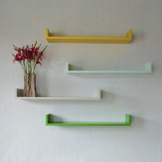 Regal An Wand Befestigen Aus Und Ein Paar Mdfplatten With