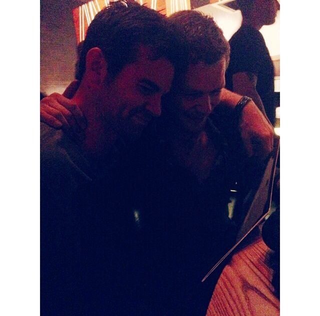 Daniel Gillies & Joseph Morgan