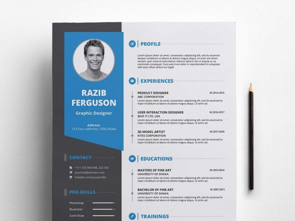 Free Resume Template Cover Letter Resumekraft