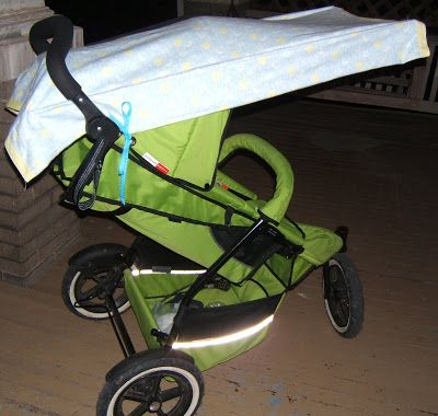 notions u0026 threads Make your own Stroller Sun Shade! & notions u0026 threads: Make your own Stroller Sun Shade! | Baby ...