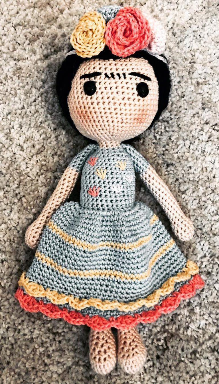 Aprenda a fazer as bonecas