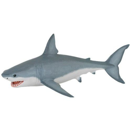 Cool Shark Toys : Amazon papo great white shark toys games my kids