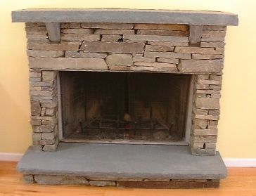Your fireplace mantel is the single dominant feature of your