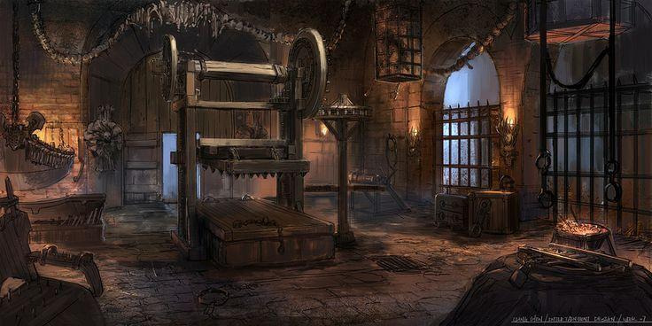 Prague Dark Escape Room