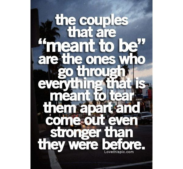 Are Relationships Meant To Be Hard