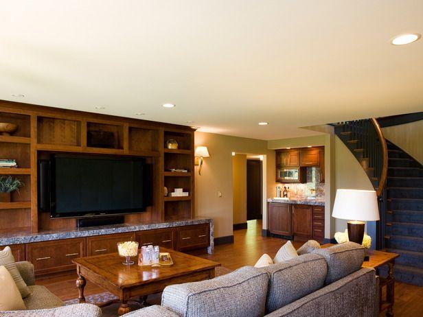 Contemporary | Living Rooms | David Bromstad : Designer Portfolio : HGTV - Home & Garden Television
