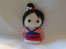 chibi mulan   Mulan Princess Chibi plushie by PuellaPlushie