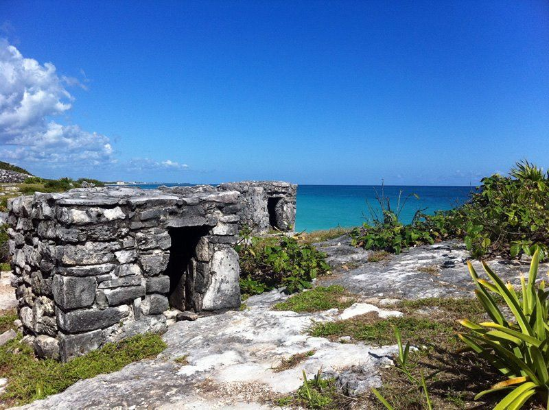 The archaeological zone of Tulum is one of the most beautiful places on the Riviera Maya®. Combining the mystery of the ancient civilization, which inhabited this zone, with the singular beauty of the Caribbean Sea which bathes its shores, the city of #Tulum is the only known archaeological site located by the sea, built in the top of a cliff facing the marvelous #Caribbean waters.