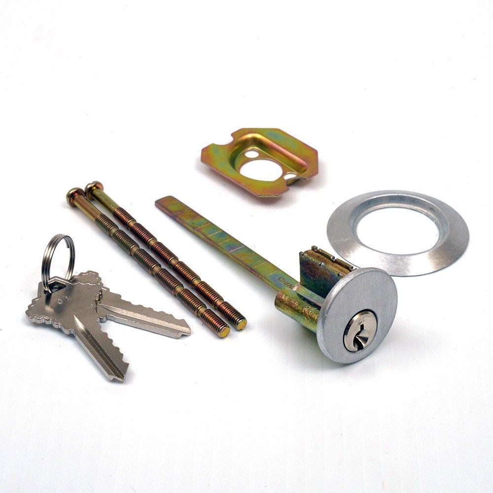 Garage Door Keyed Lock Rim Cylinder Keyed Alike Garage Doors Garage Door Lock Key Lock