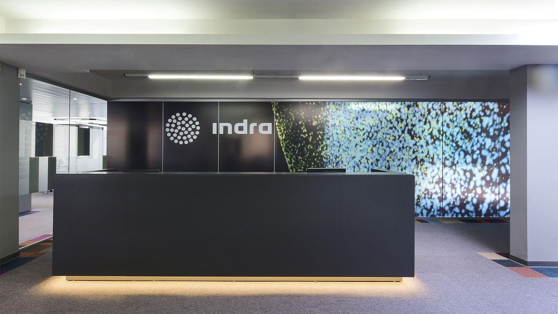 Indra Level Office Landscape