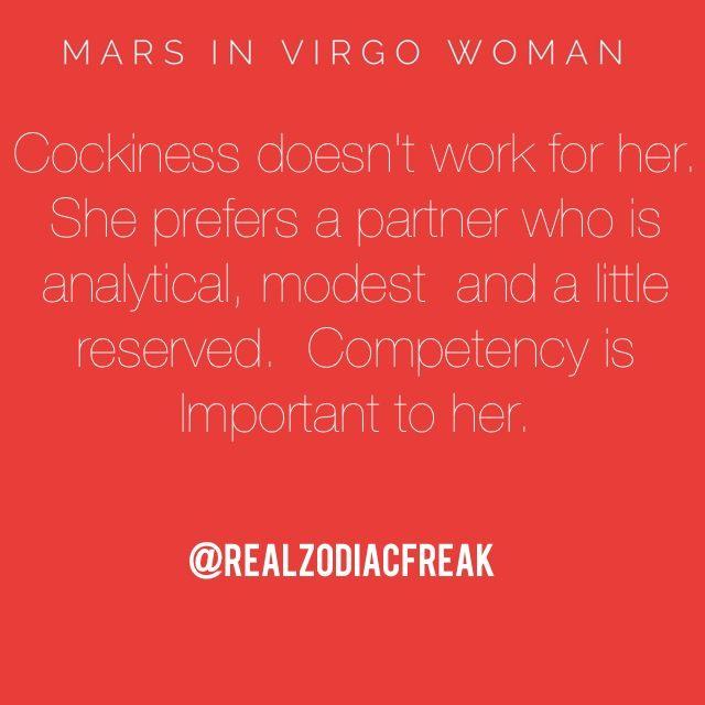 Mars in virgo compatibility