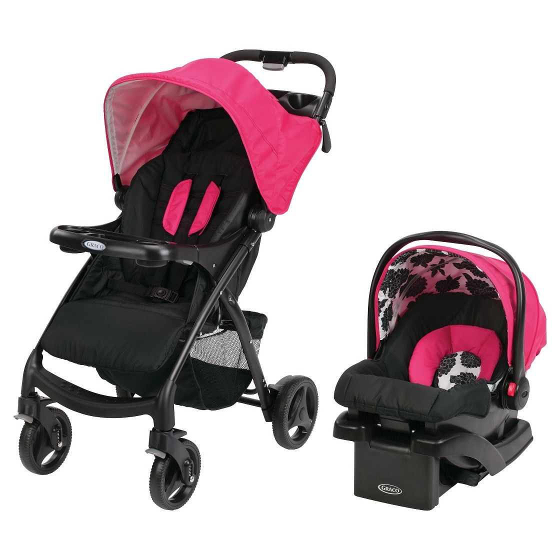 Graco Verb Click Connect Travel System ( at target