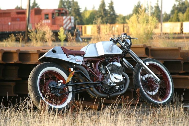 The Silodrome Selection Cafe Racer Motorcycle Cool Cars