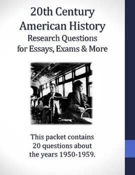 us history research questions