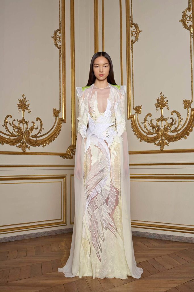 Givenchy spring 2011 couture collection. See more: #GivenchyAtFip, #FashionInPics