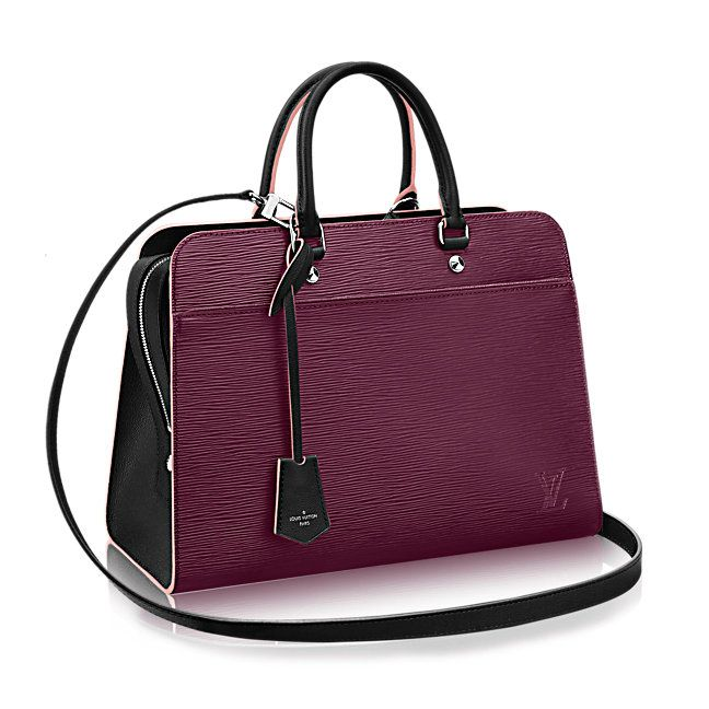 f0727d28c00c Vaneau GM Epi in WOMEN s HANDBAGS collections by Louis Vuitton